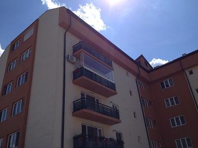 folie balcon sibiu