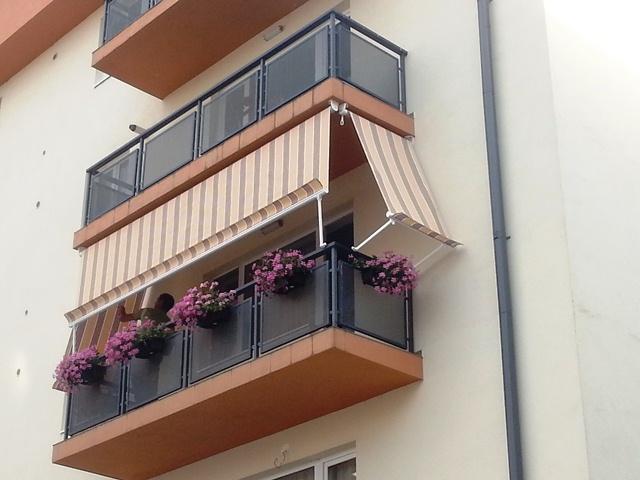 marchize balcon sibiu
