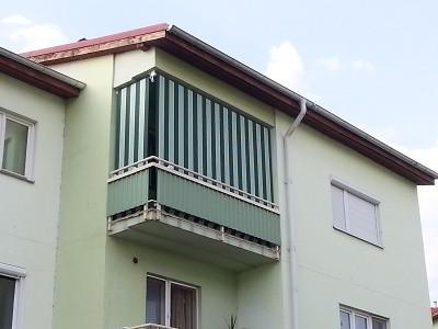 umbrire balcon